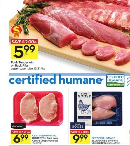 sobeys flyer May 2016