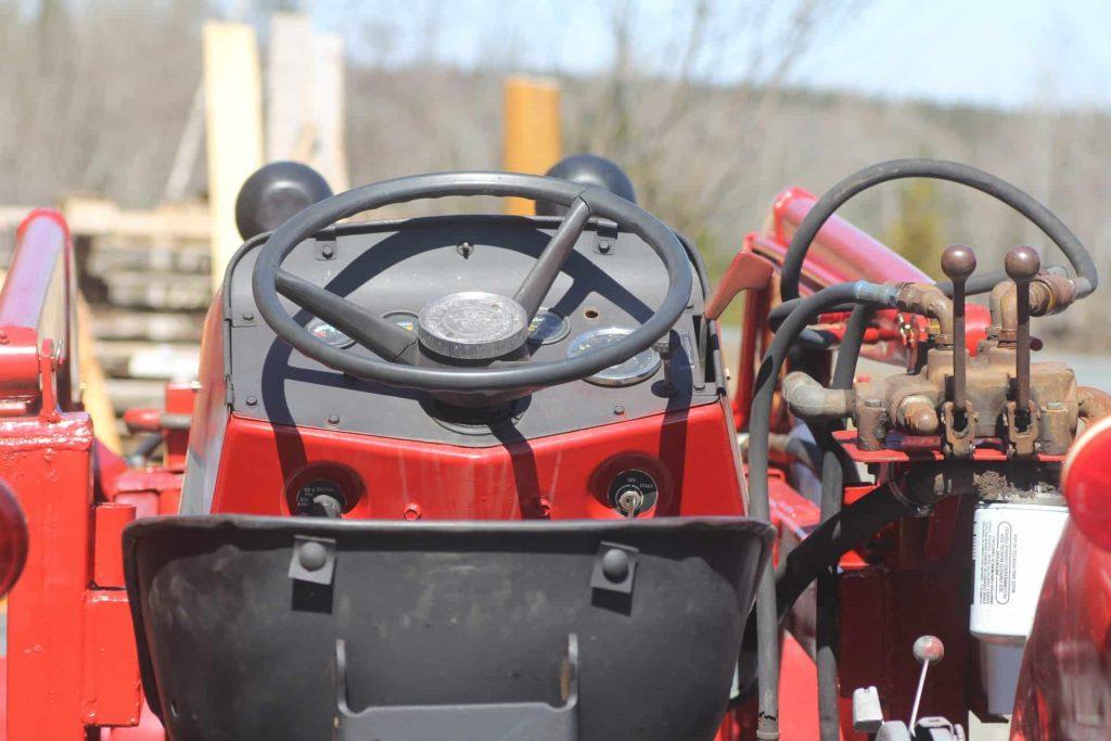 Massey Ferguson 230 Tractor Dash Board