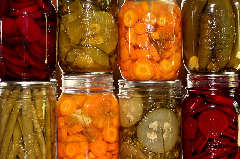 Home Canning: All purpose Pickling Brine Recipe