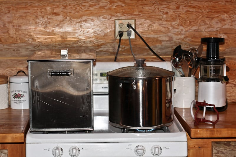 The Biggest & Best Water Bath Canner (Amish Made)