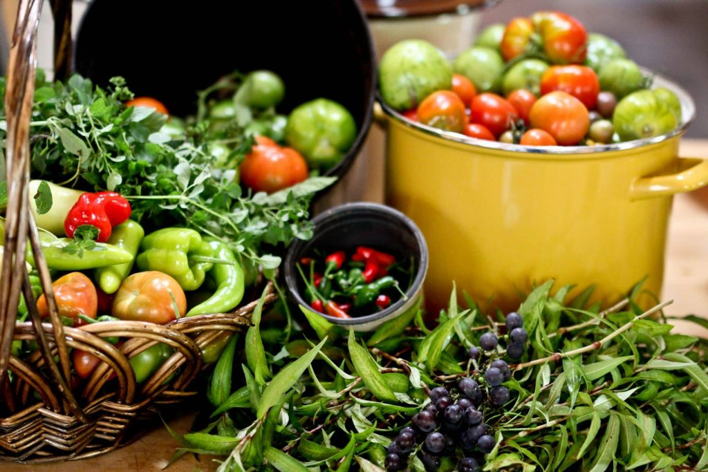 Eat Like a Pioneer - Growing your own food