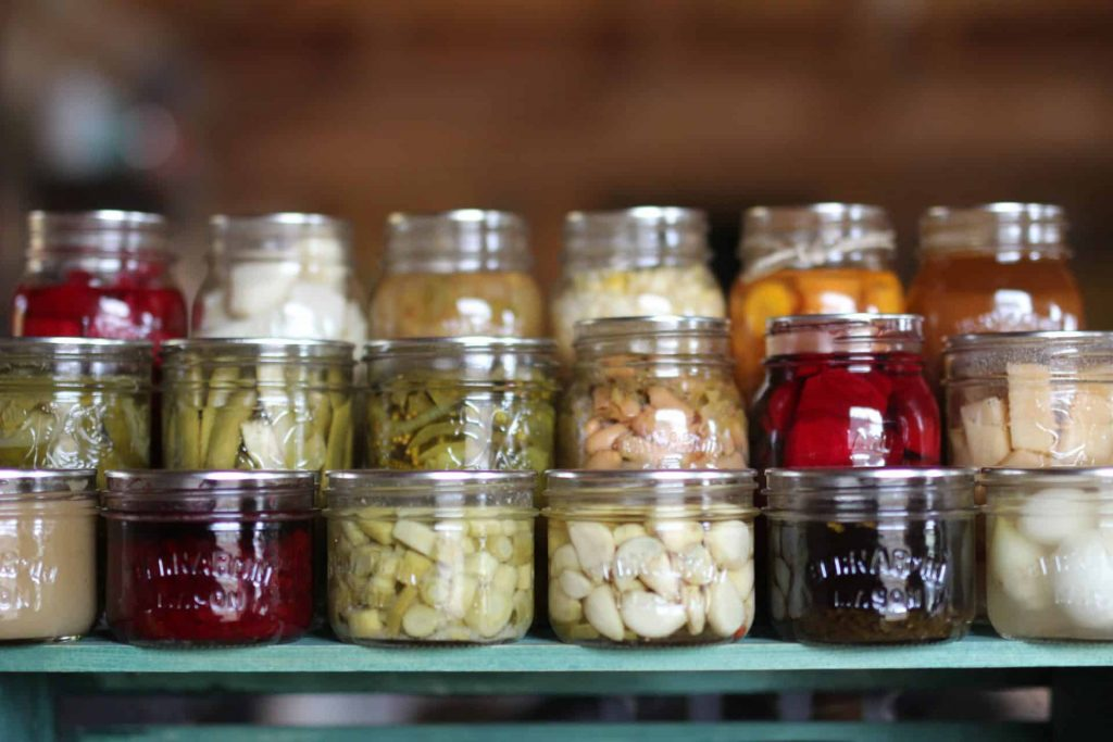 Growing & Preserving Your Own Food