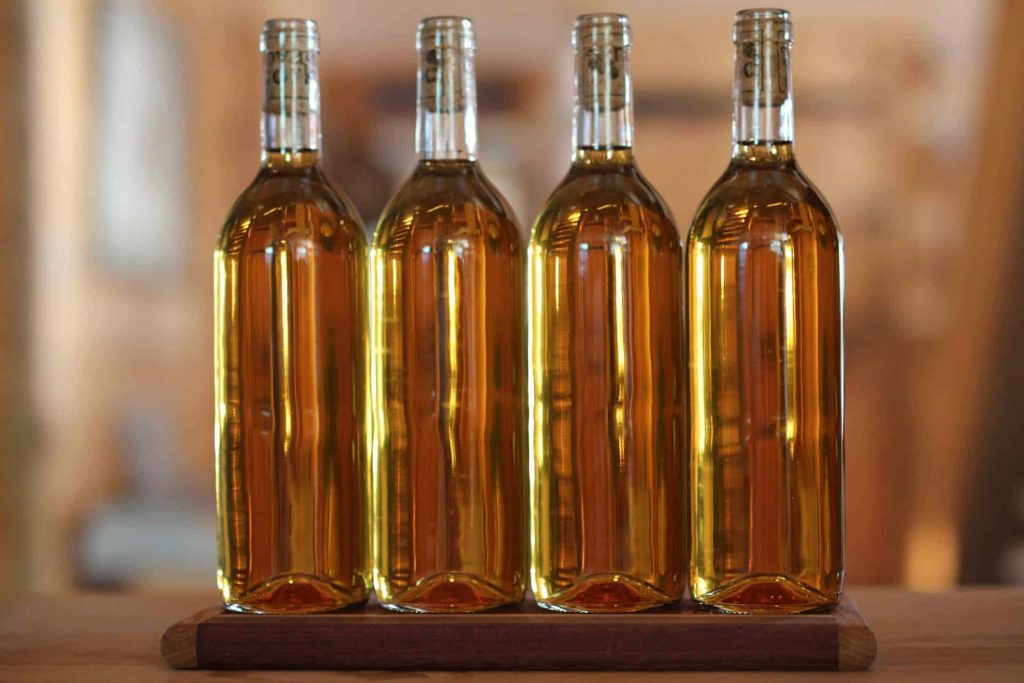 Eat Like a Pioneer - Home-made Carrot wine