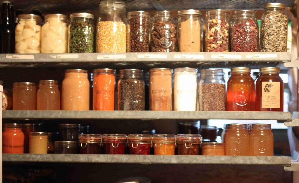 Keeping a Well Stocked Pantry