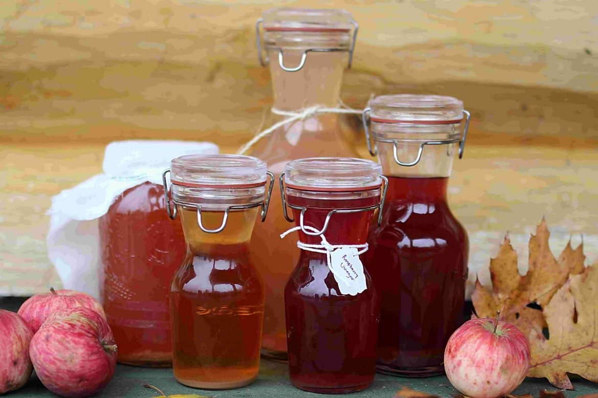 How to Make Raw Apple Cider Vinegar (ACV)