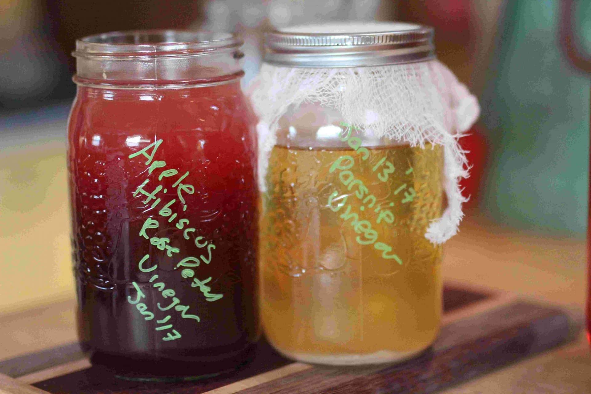 How to Make Wine Vinegar