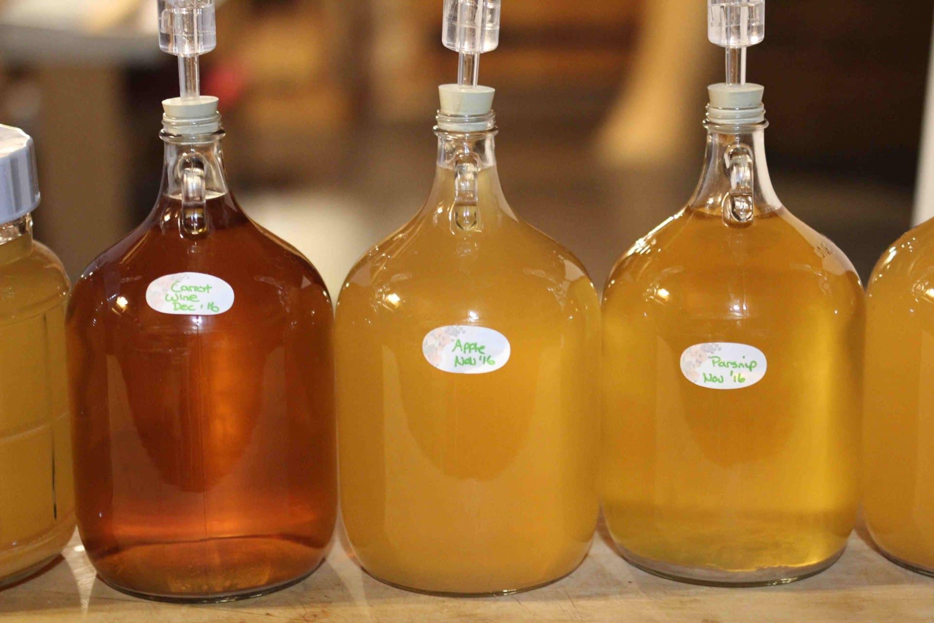 Walkerland's Parsnip Wine Recipe