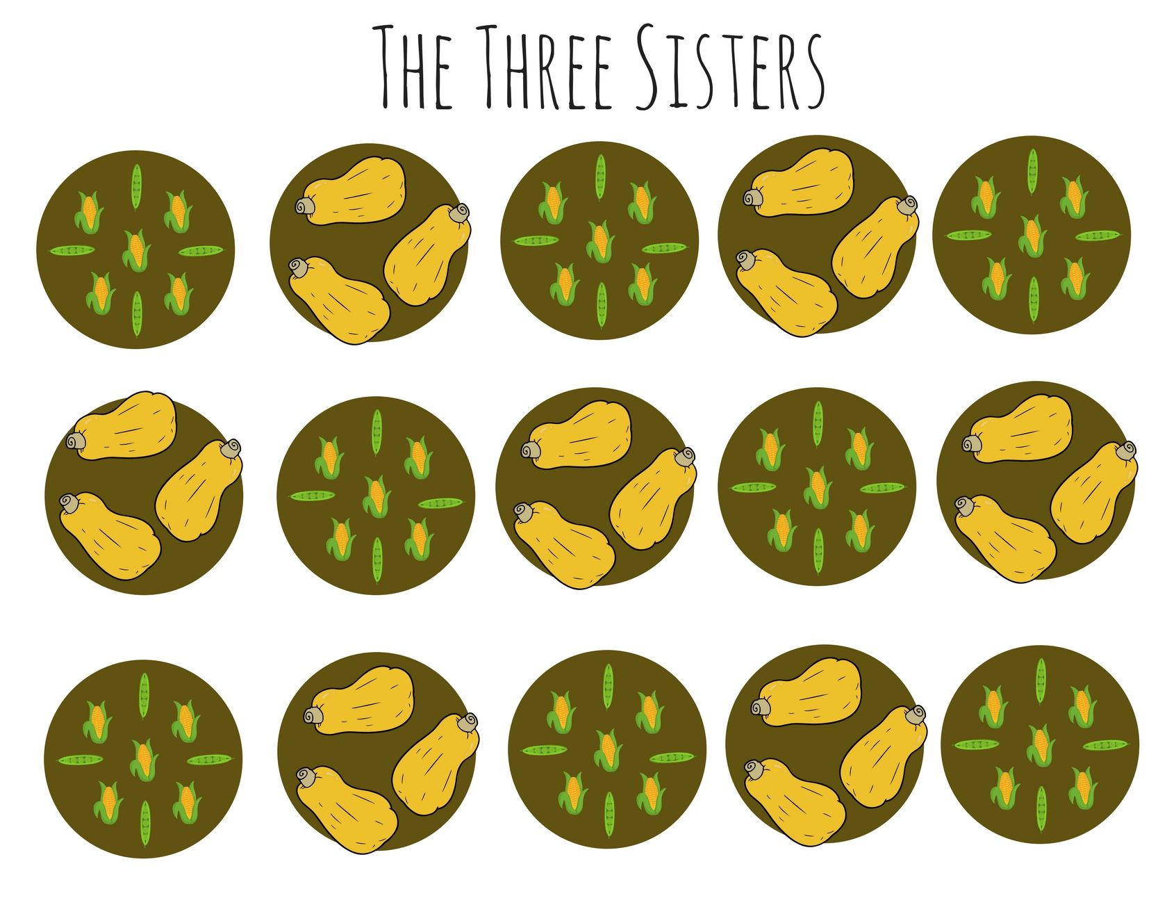 Growing The Three Sisters