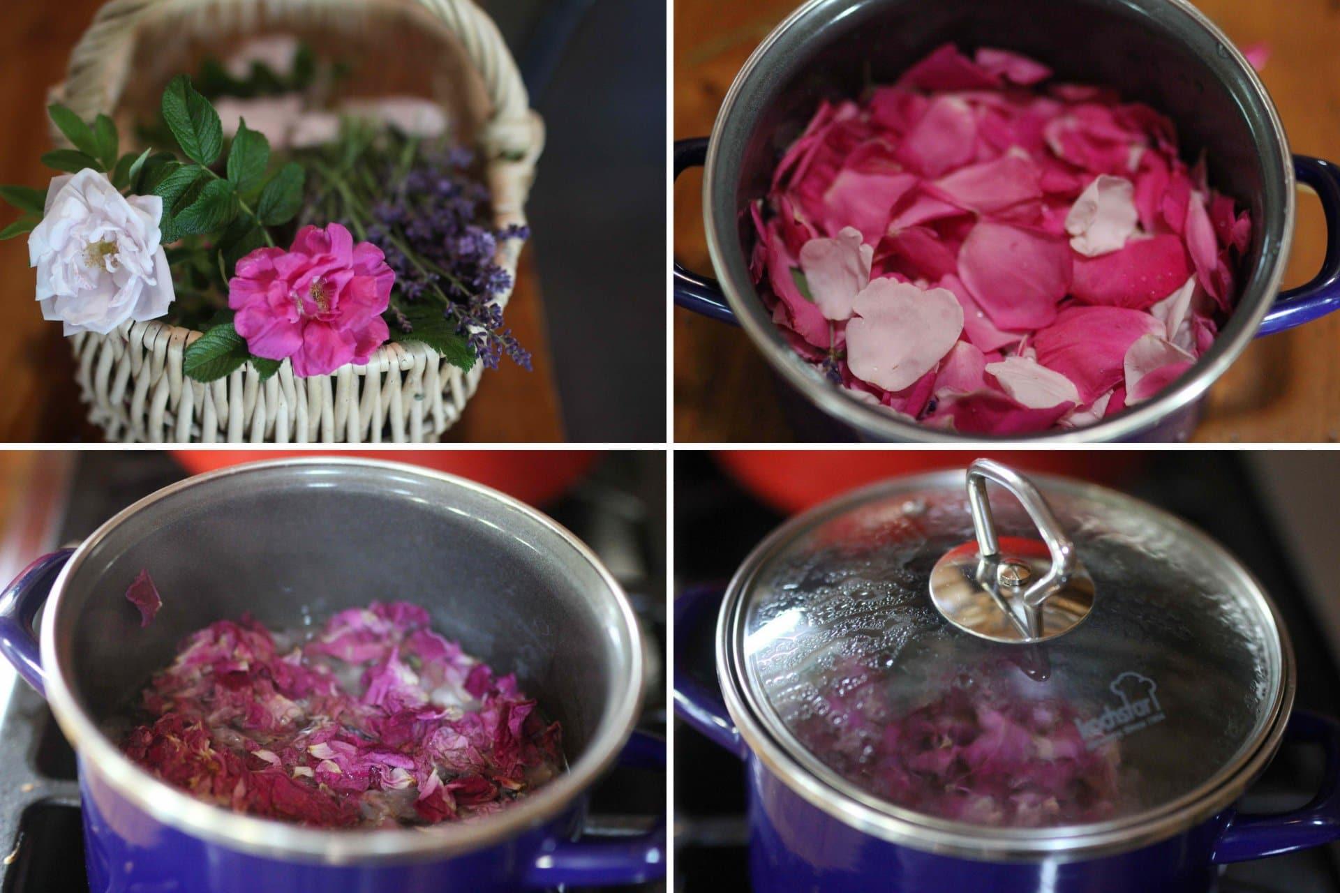 Rose Water Skin Toner