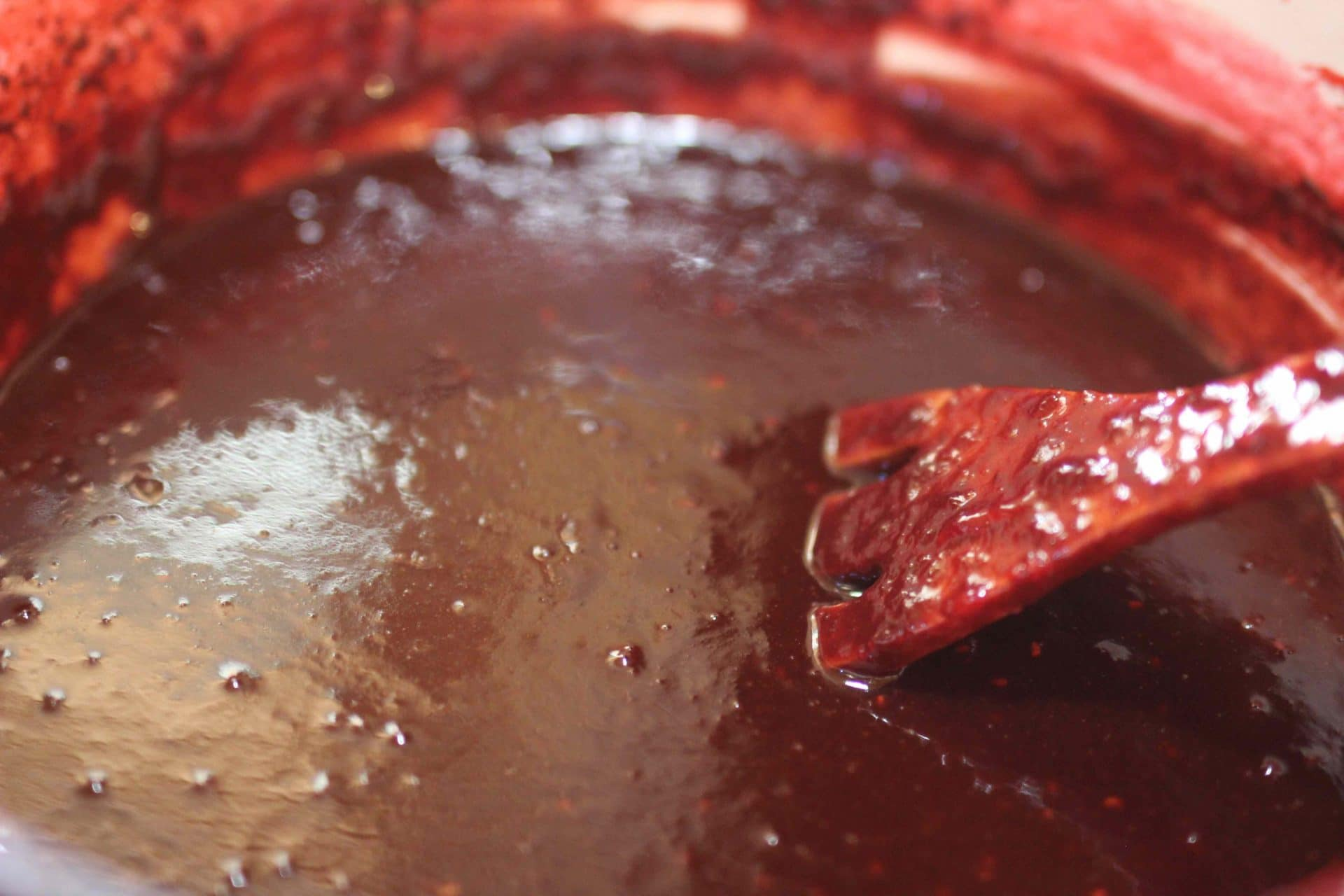 Chocolate Raspberry Jam (With Canning Instructions)